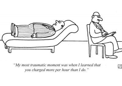 Traumatic moment
