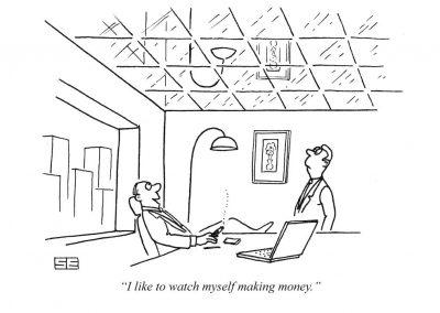 Watch myself making money