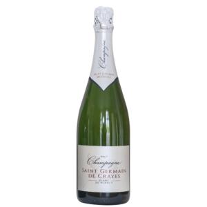 Champagne St Germain De Crayes Blanc de Blanc