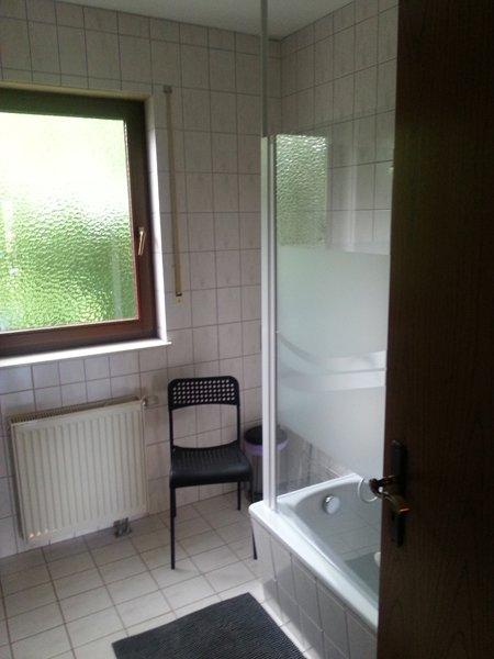Badkamer appartement Beatrice
