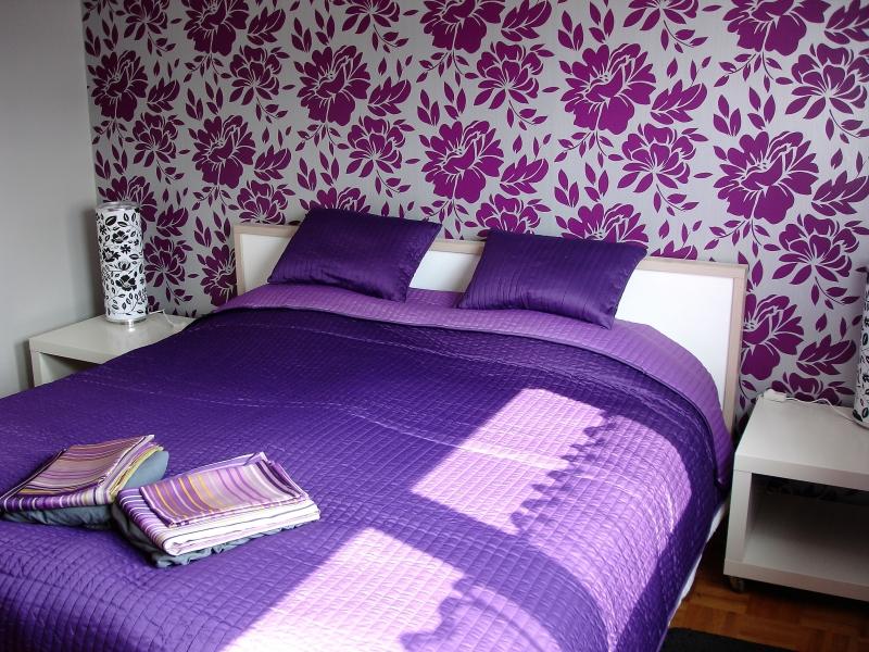 Slaapkamer appartement Beatrice