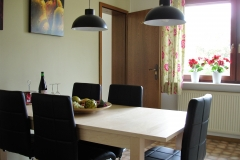 Keuken appartement Beatrice