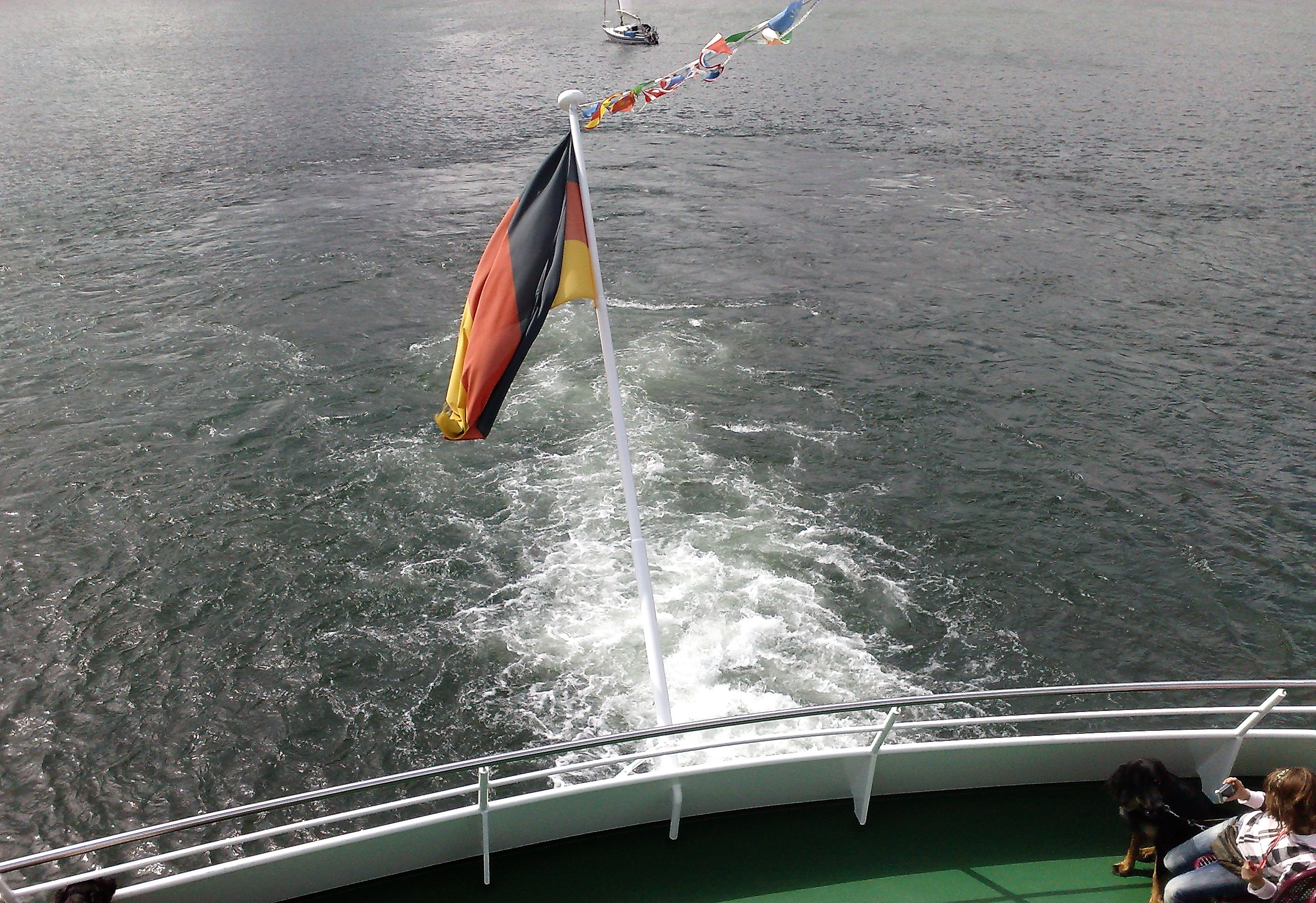 Rondvaart op Edersee