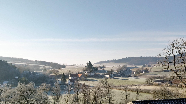 Uitzicht dal Dalwigksthal