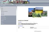 Website Stadt Lichtenfels
