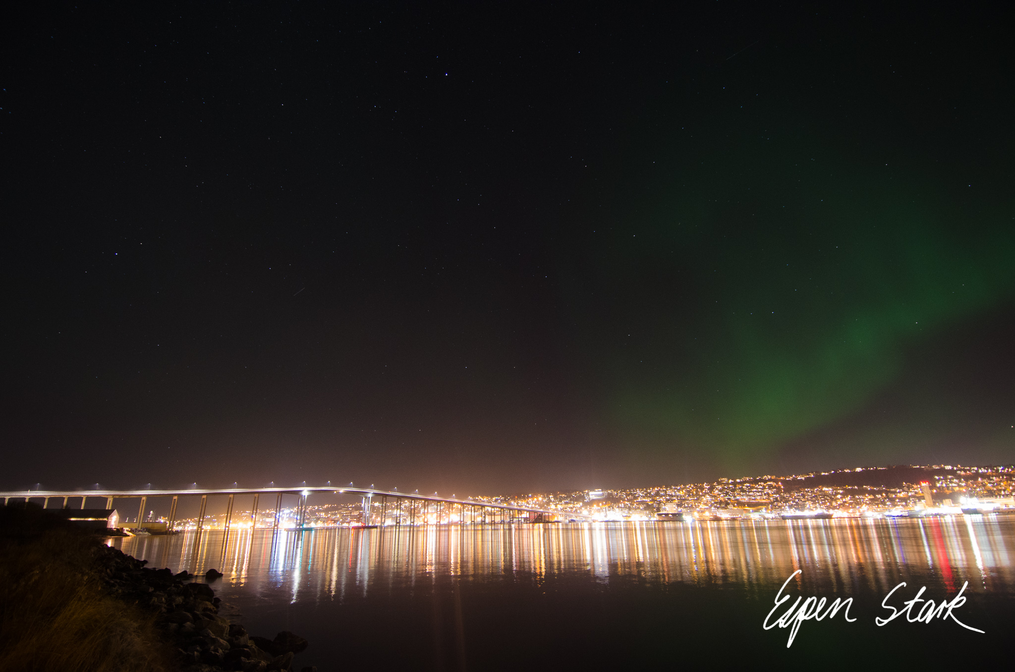 Nattbilder (Tromsø/Tromsdalen)