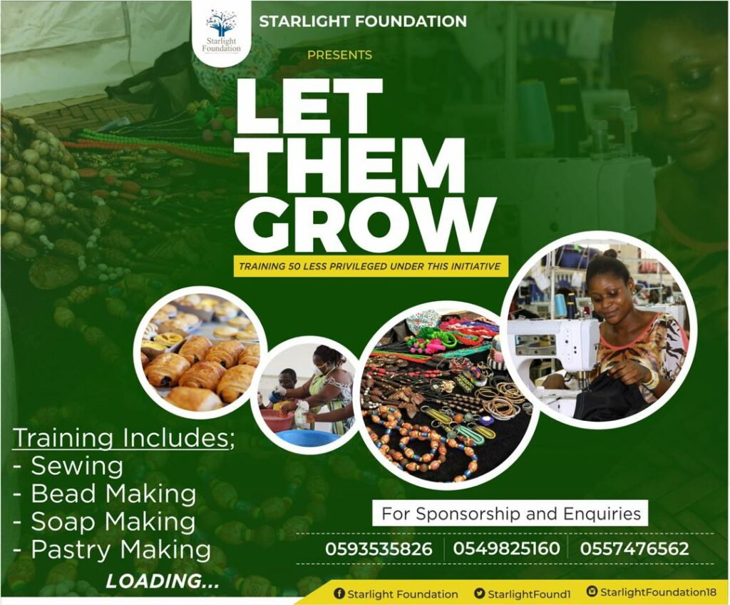 Let Them Grow