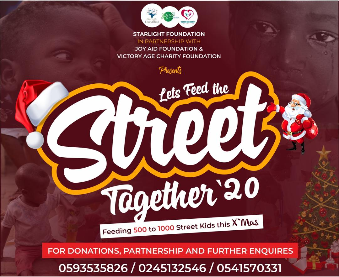 Let's Feed The Street Togther 20