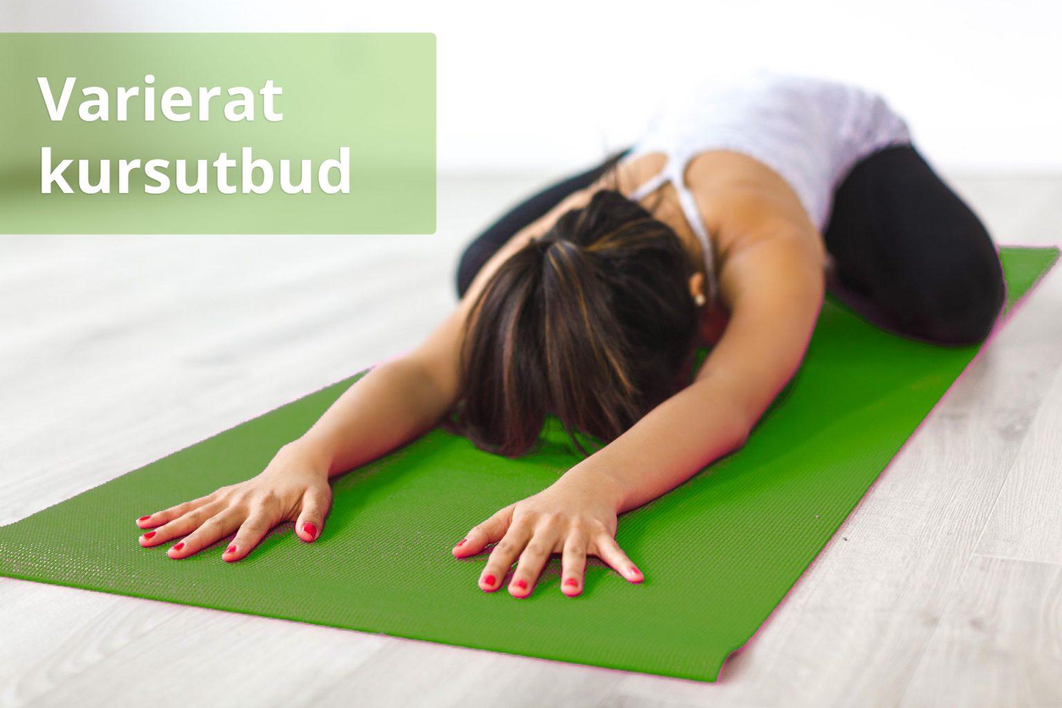 Yoga Tonplatta