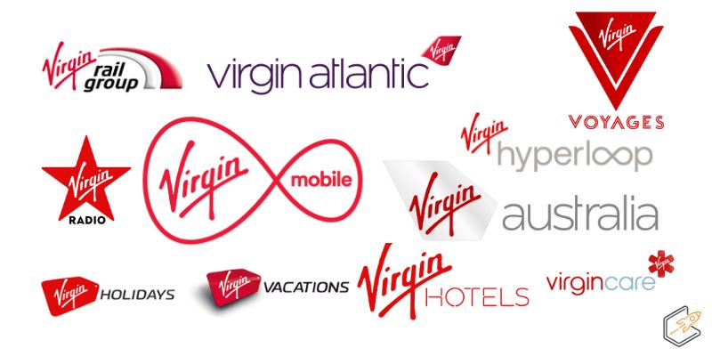 virgin group auszug