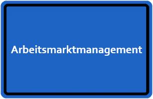 Arbeitsmarktmanagement