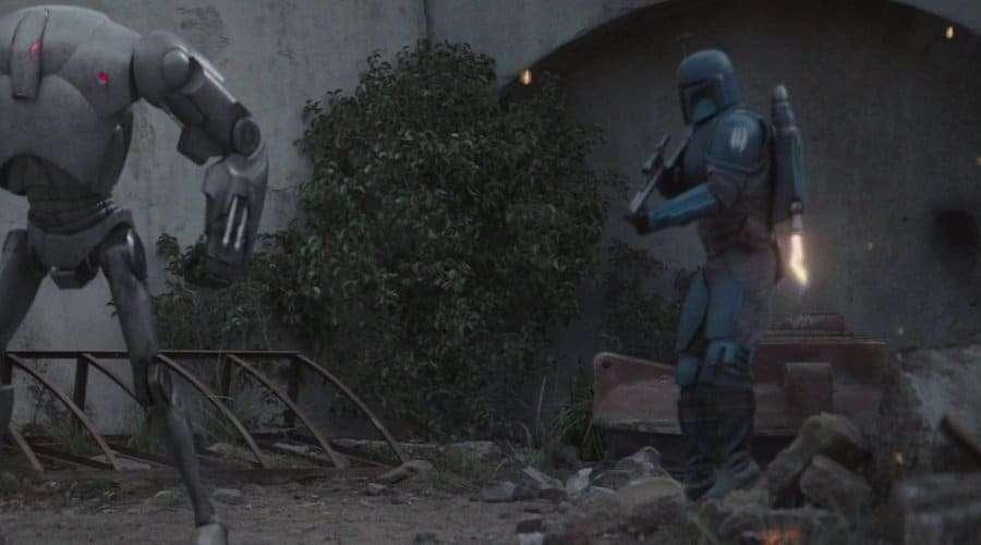 Il mandaloriano, The Mandalorian: Capitolo 11, l'Erede – Guida all'Episodio, Star Wars Addicted