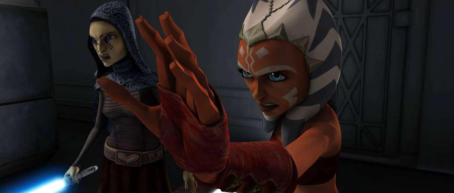 , [RUMOR] In Ahsoka tornerà l'ex Jedi Barriss Offee, Star Wars Addicted