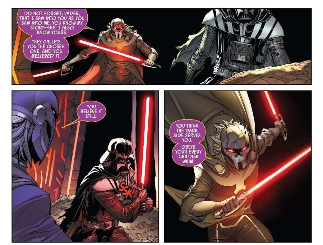 sith malvagi lato oscuro, I Sith si credono malvagi?, Star Wars Addicted