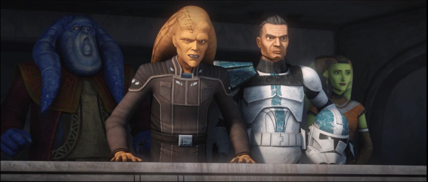 , Gobi Glie e Orn Free Taa – Guida al Canon, Star Wars Addicted