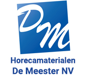 Logo Horeca De Meester nv