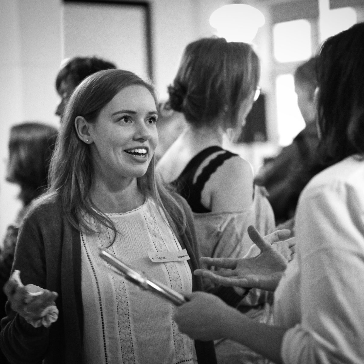 Event photography: Creative Mornings Sep 19 - a great way to start the day