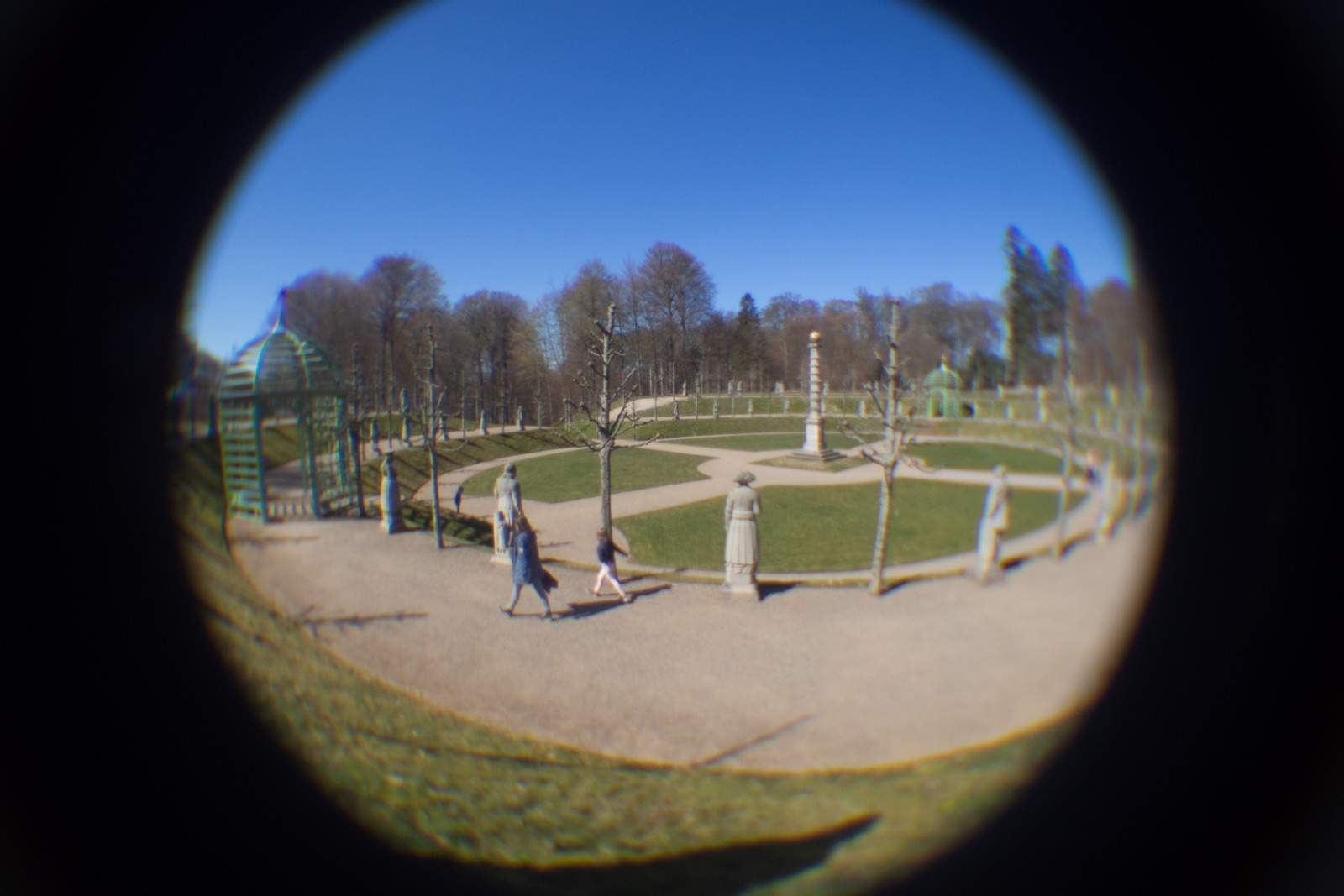 Photography or Lomography? Lomo style photography in Fredensborg