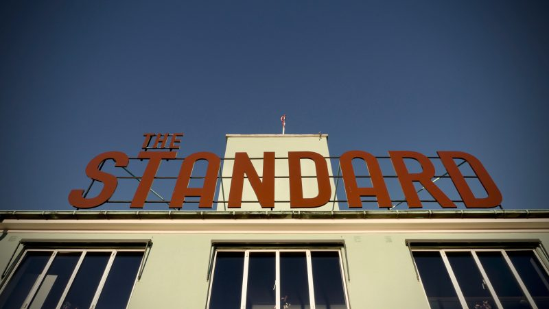 The Standard - Functionalism in Copenhagen - photo by photographer Stefan Grage