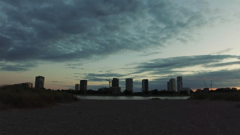 Videography: Amager Strand, 2016