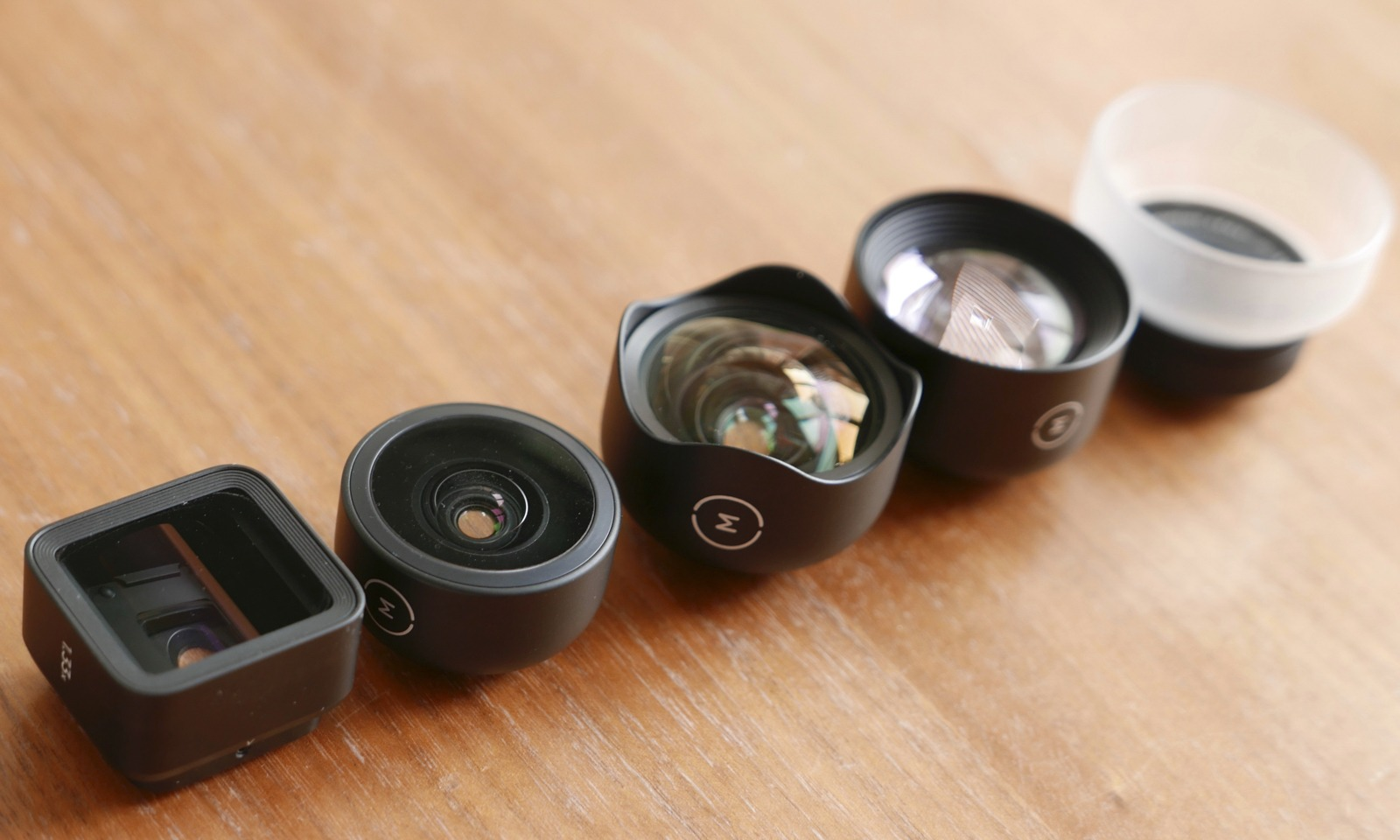 Moment lenses for iPhone