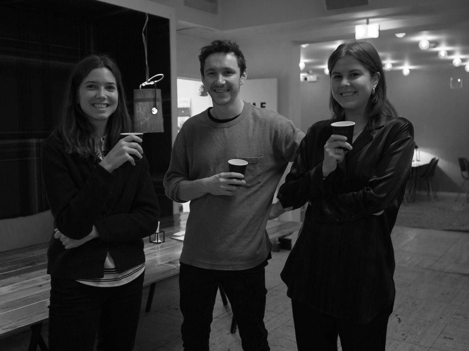 Creative Mornings CPH team