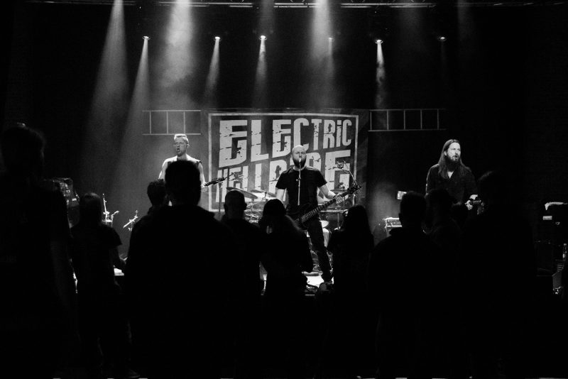 Concert Photography: Electric Hellride playing at Hammer Smashed Face in Frederikshavn, 2019