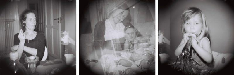 Nytårsfest med et Diana F og en sort/hvid filmrulle
