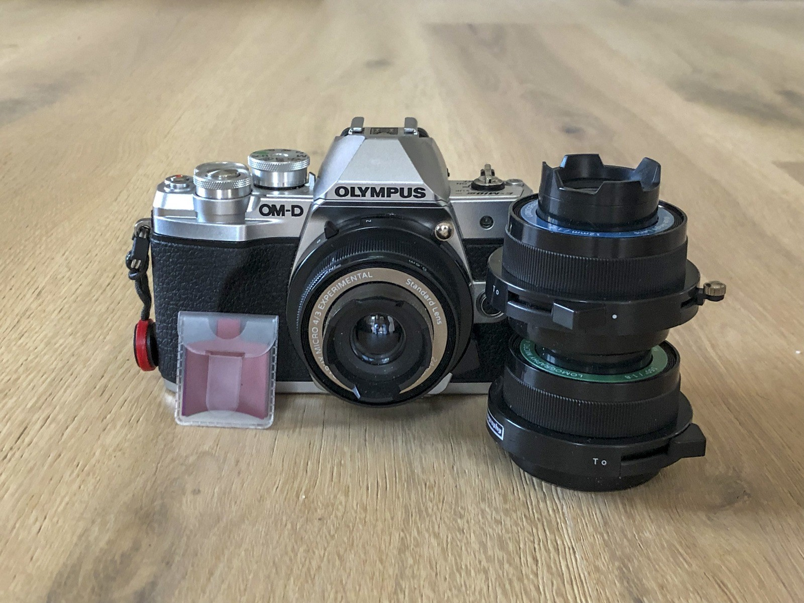 Lomography Experimental kit til Micro Four Thirds