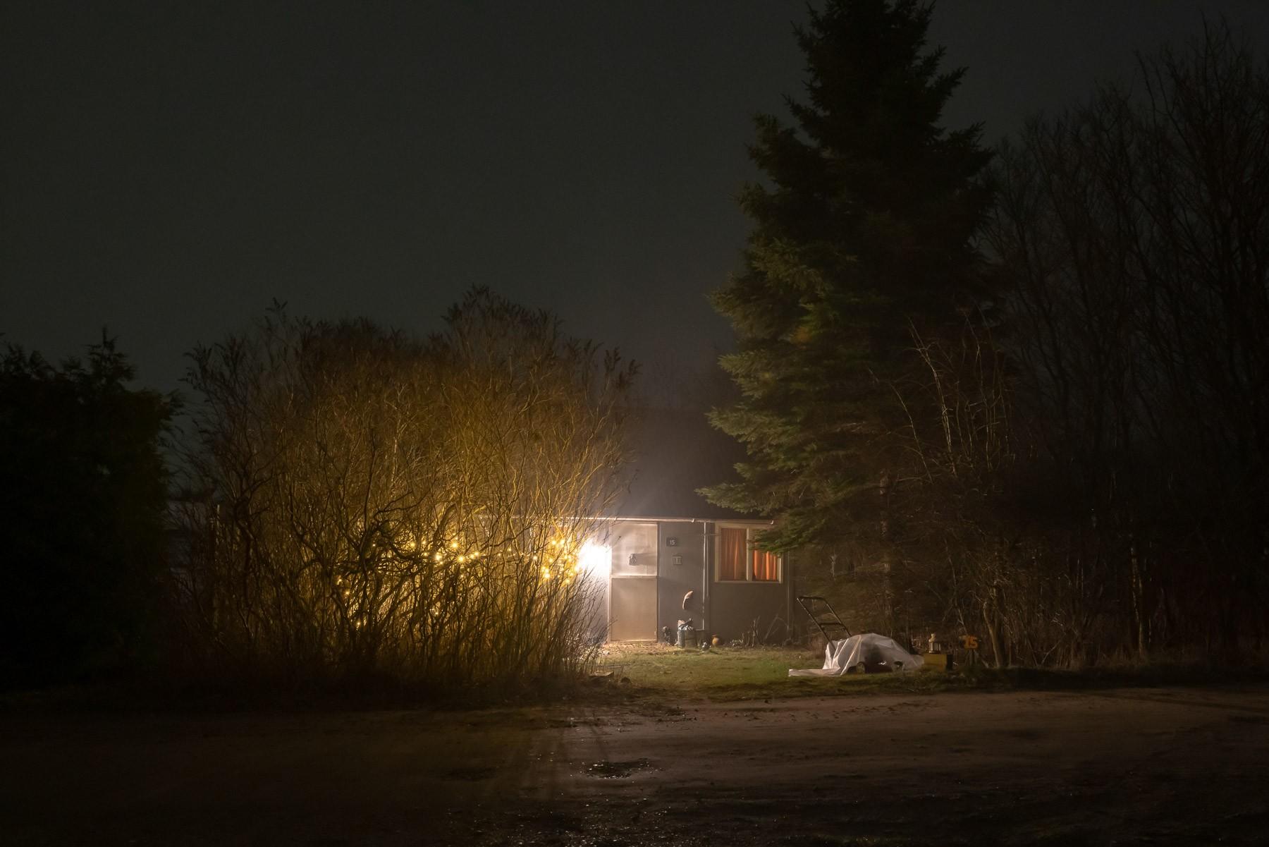 Lille, regulært hus i Haveforeningen Nokken