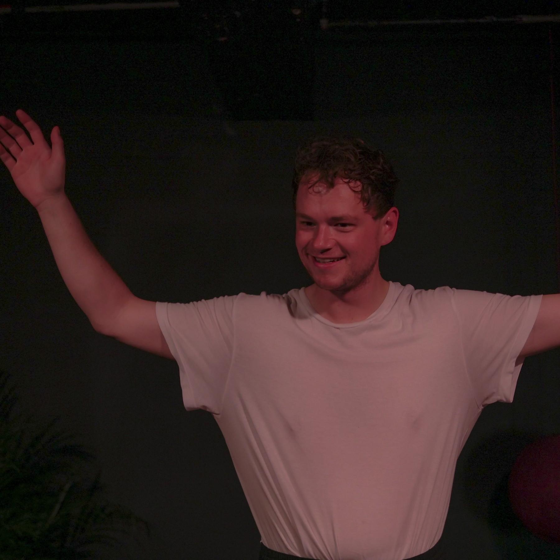 Teaterfotografering: Der er altid en dulle på Drunken Flamingo
