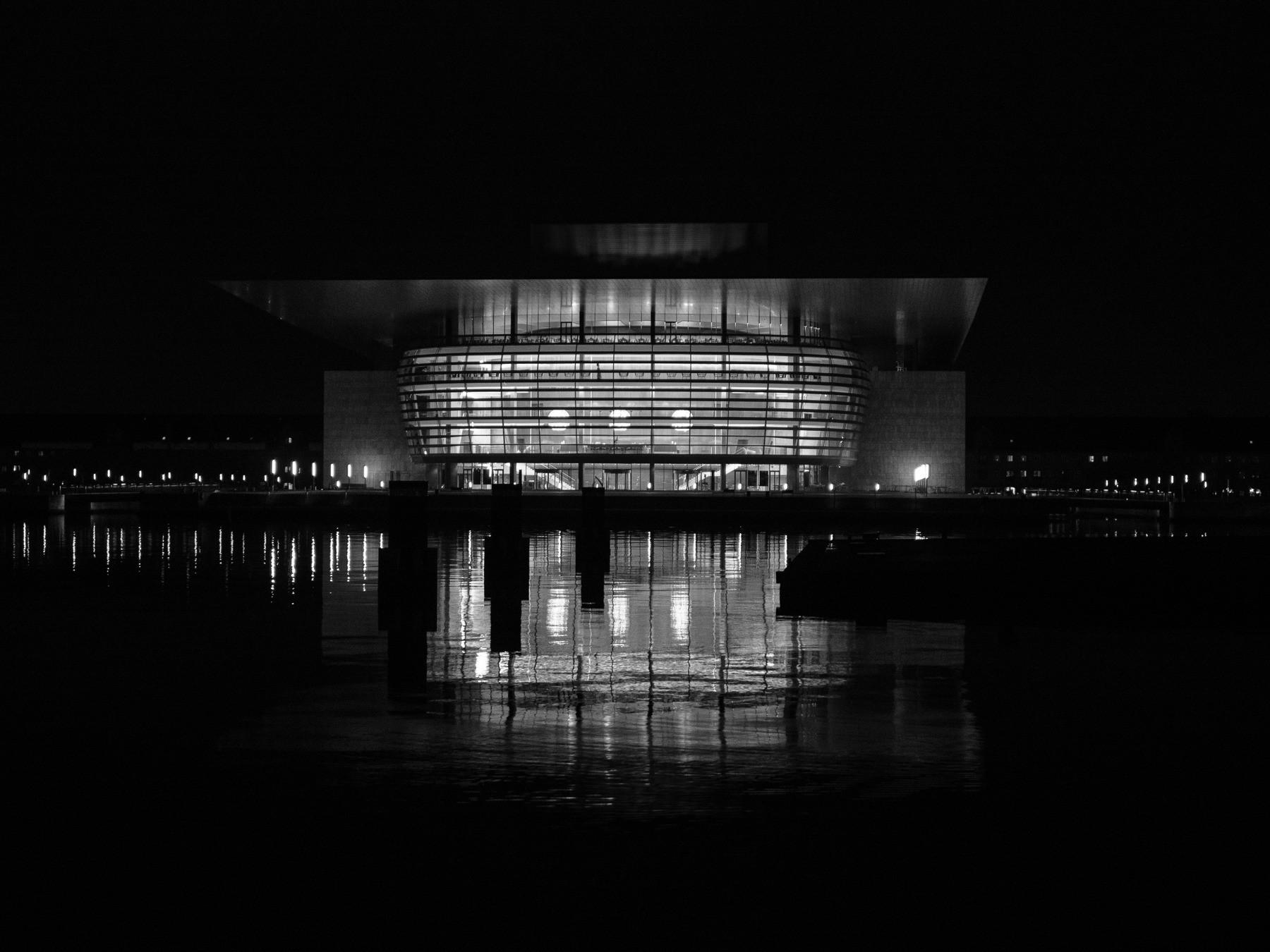 Havnefronten - Operaen
