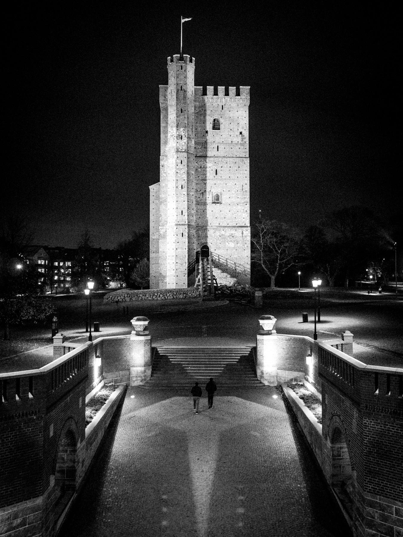 Kernen (Kärnan) i Helsingborg