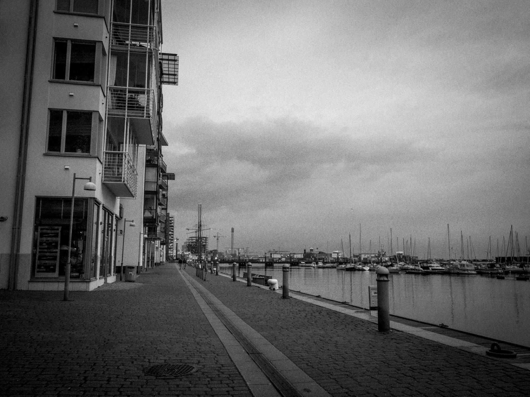 Helsingborgs nye havnefront byder på masser af byudvikling