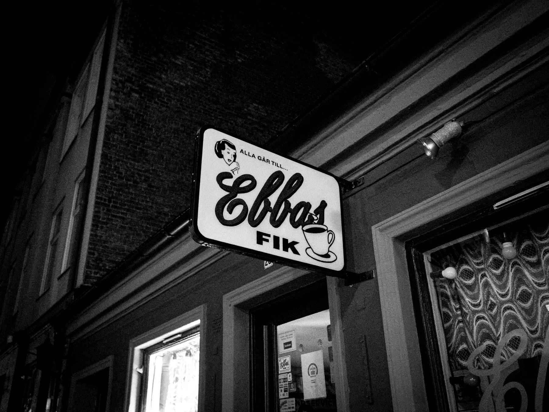 Ebbas Fik, Helsingborg