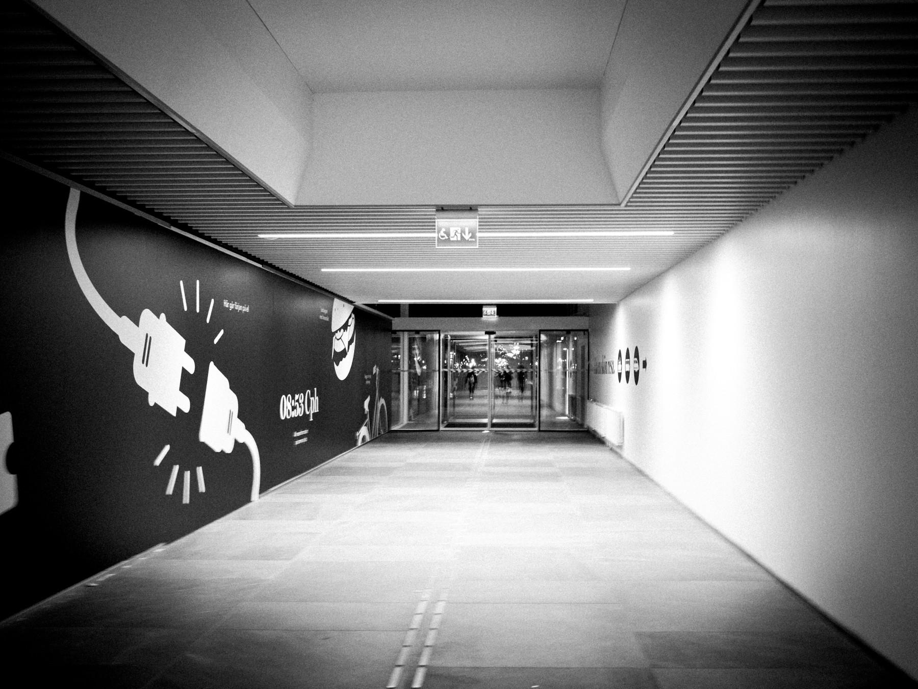 Sidste stop: Helsingborg-Helsingør færgen