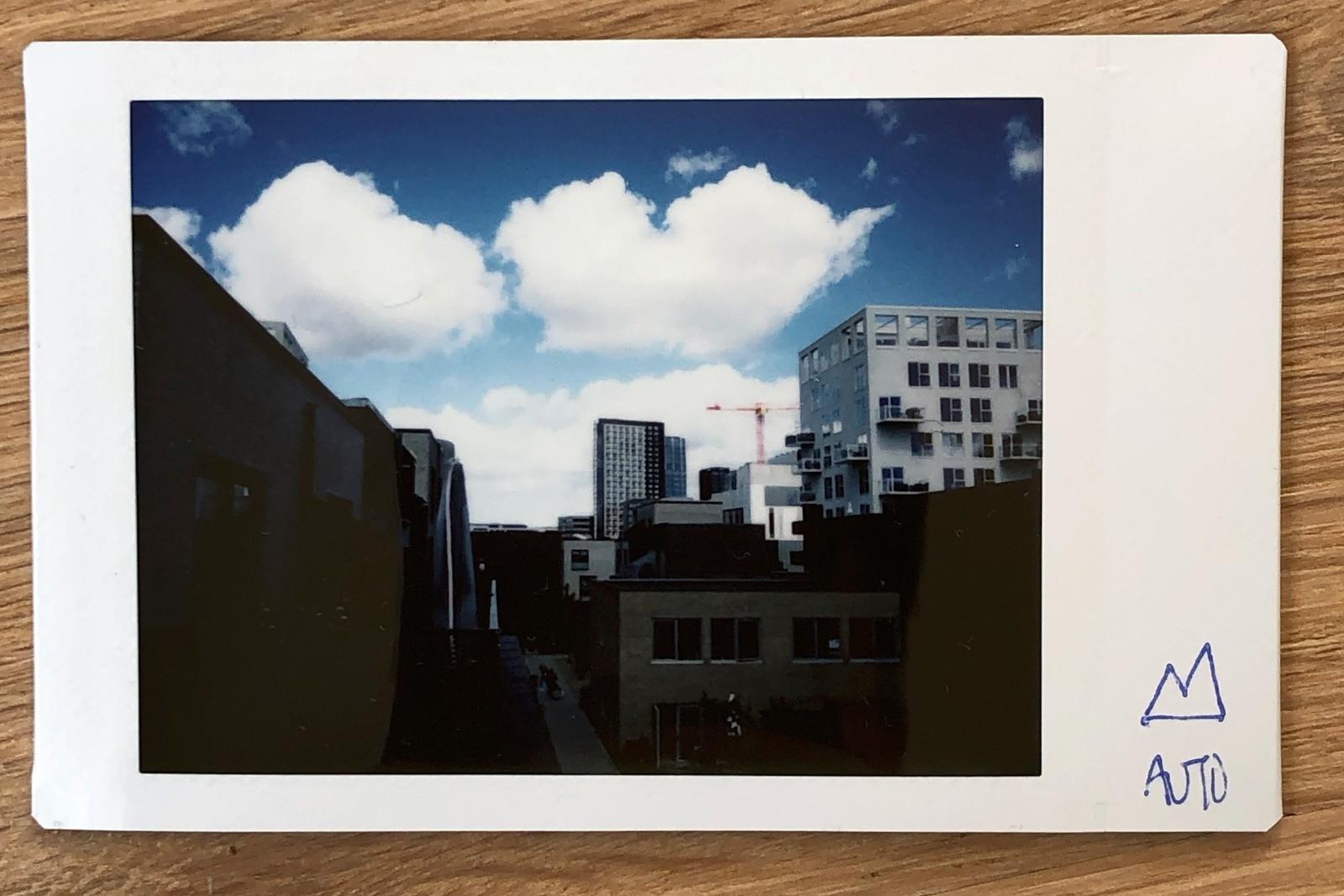 Fujifilm Instax Neo Classic Mini 90 - fotokvalitet test 2