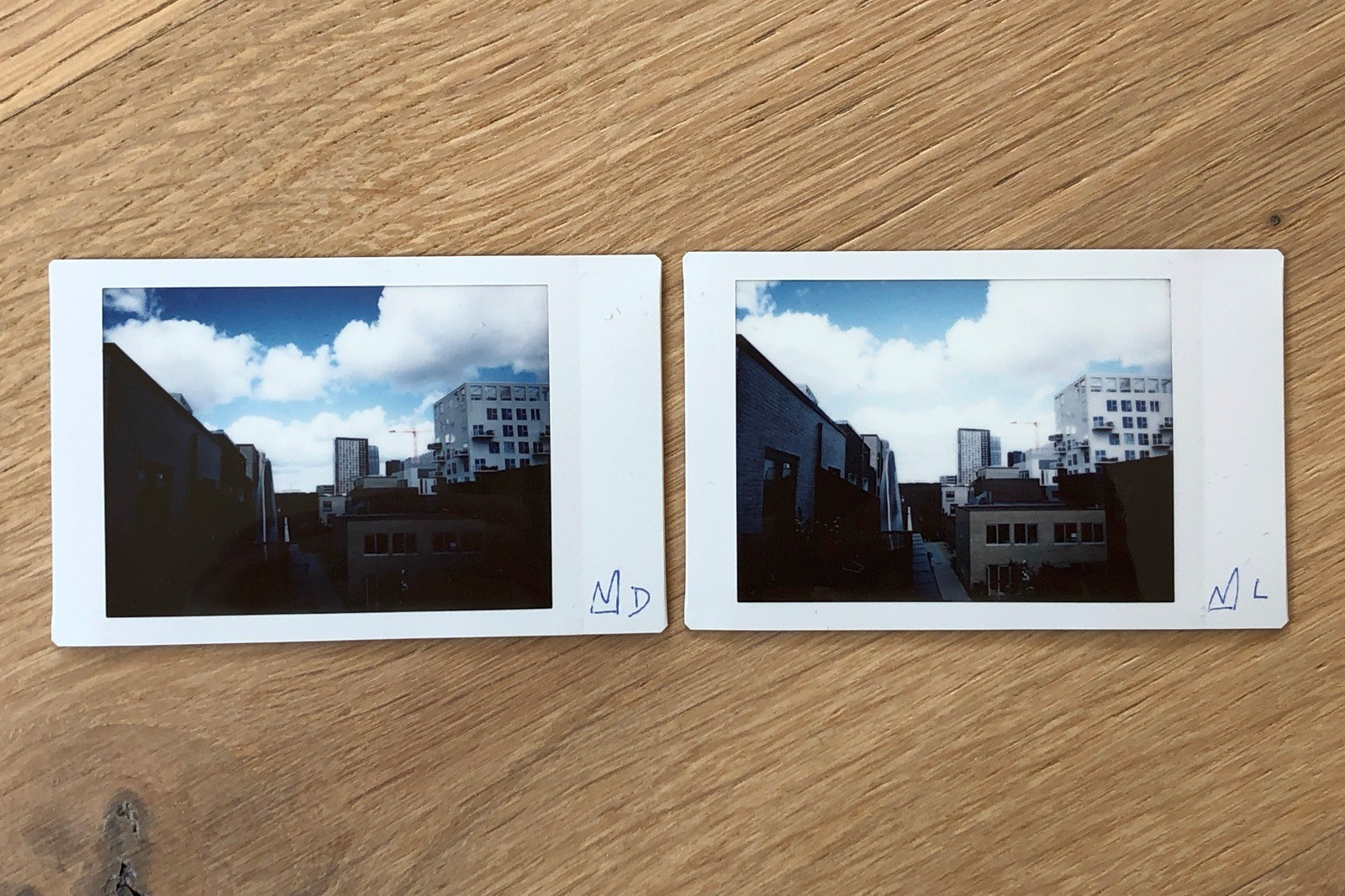 Fujifilm Instax Neo Classic Mini 90 - fotokvalitet test 4