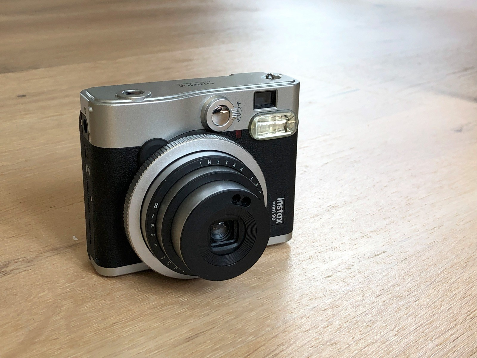 Fujifilm Instax Mini 90 - Neo Classic