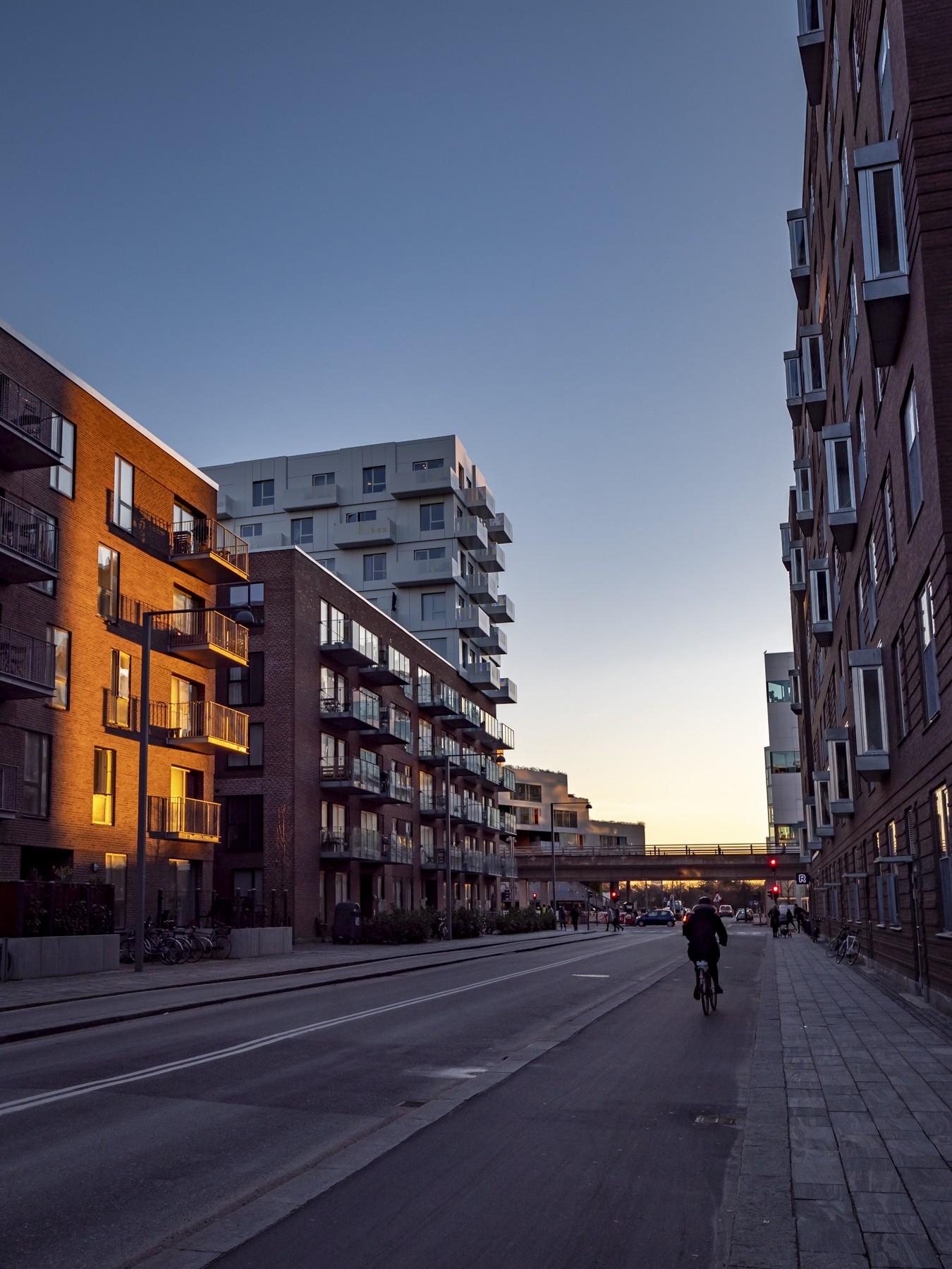 Bellakvarter, grænsende op til Ørestad