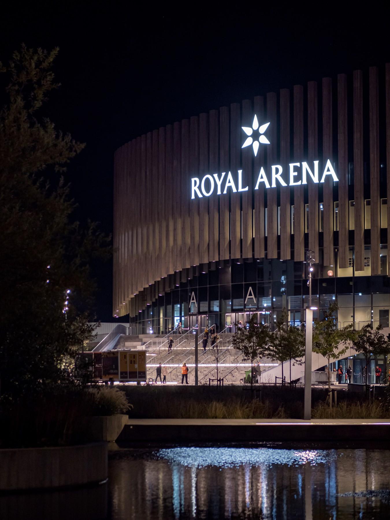 Royal Arena - Ørestads partyservice