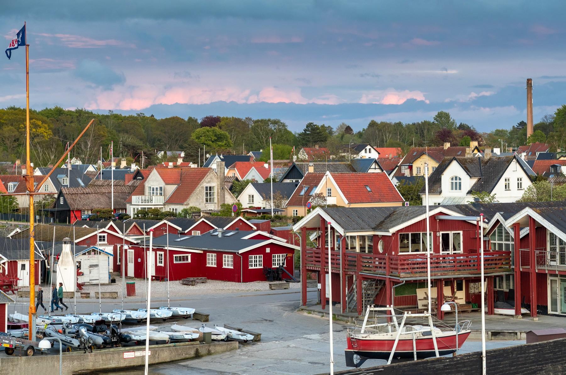 Downtown Hornbæk Strand
