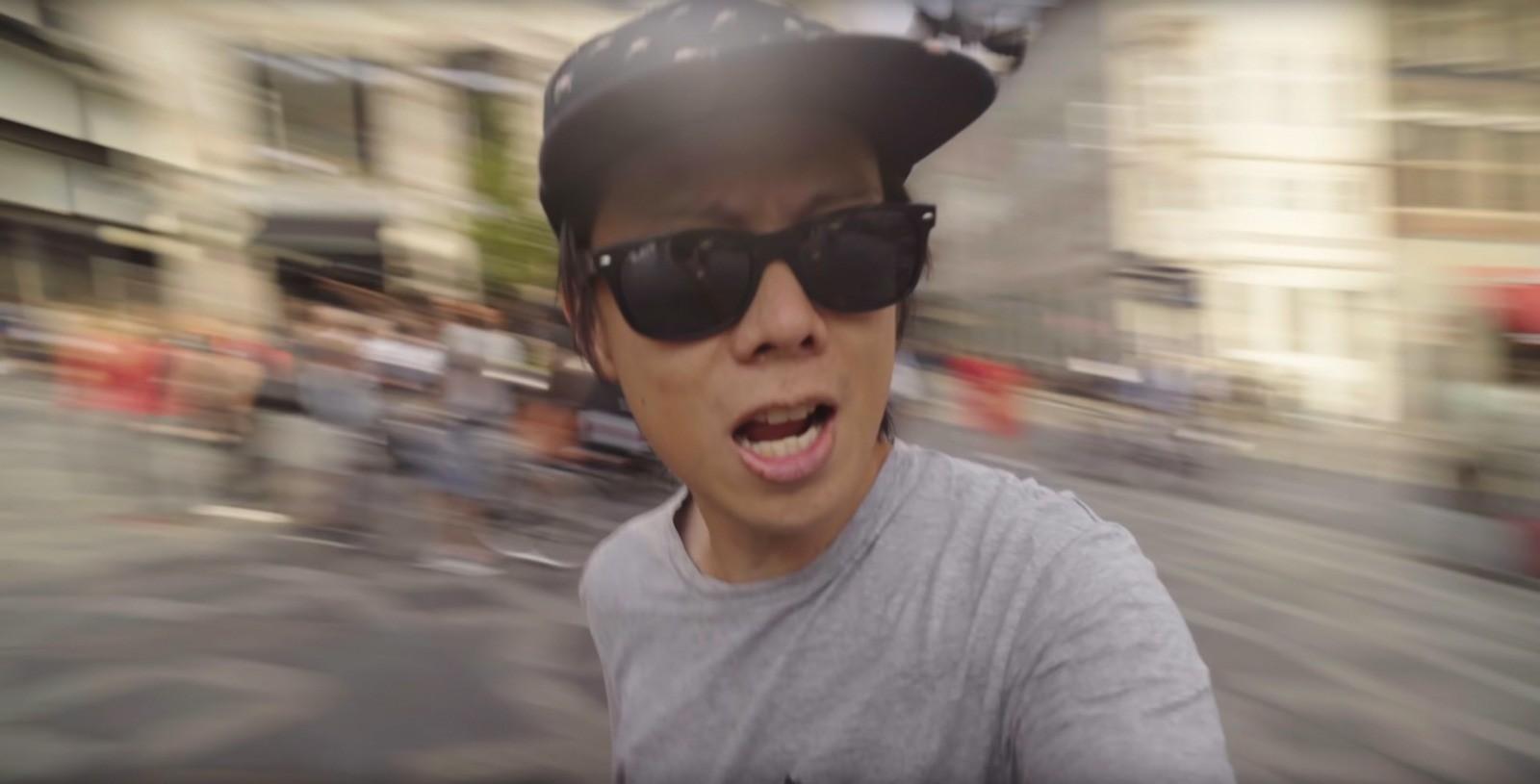 Kaiman Wong i København - yeah