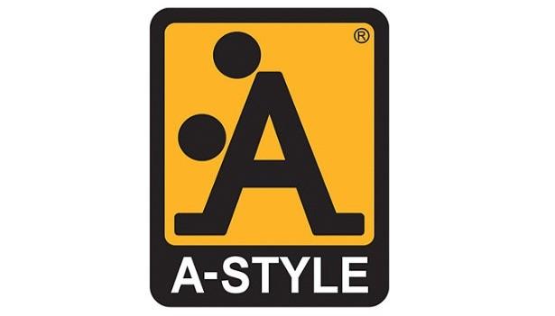 Logo-bommert: A-style