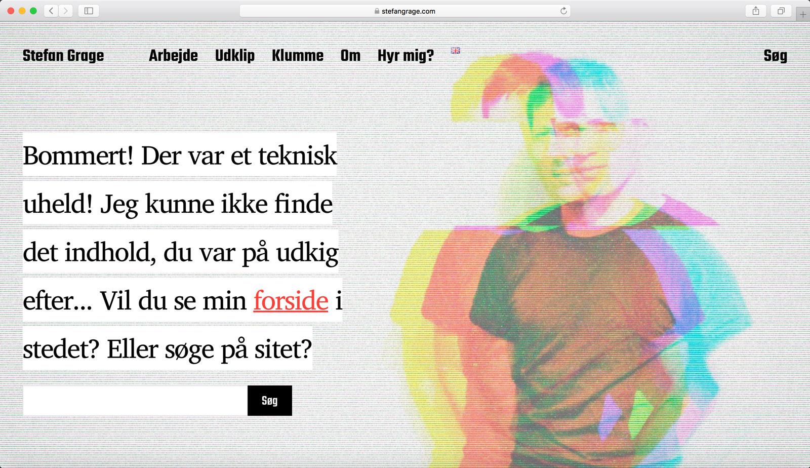 Design af 404-sider