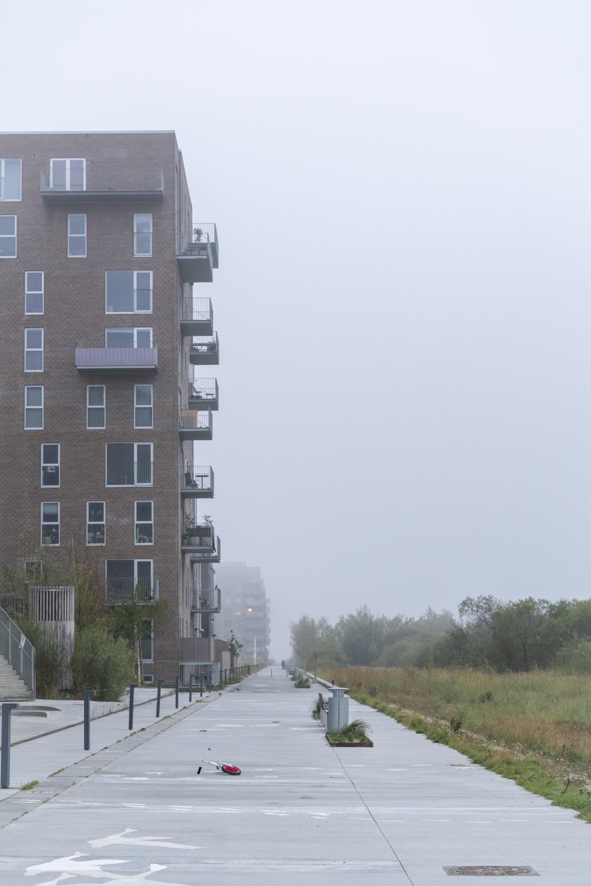 Promenaden i Ørestad Syd