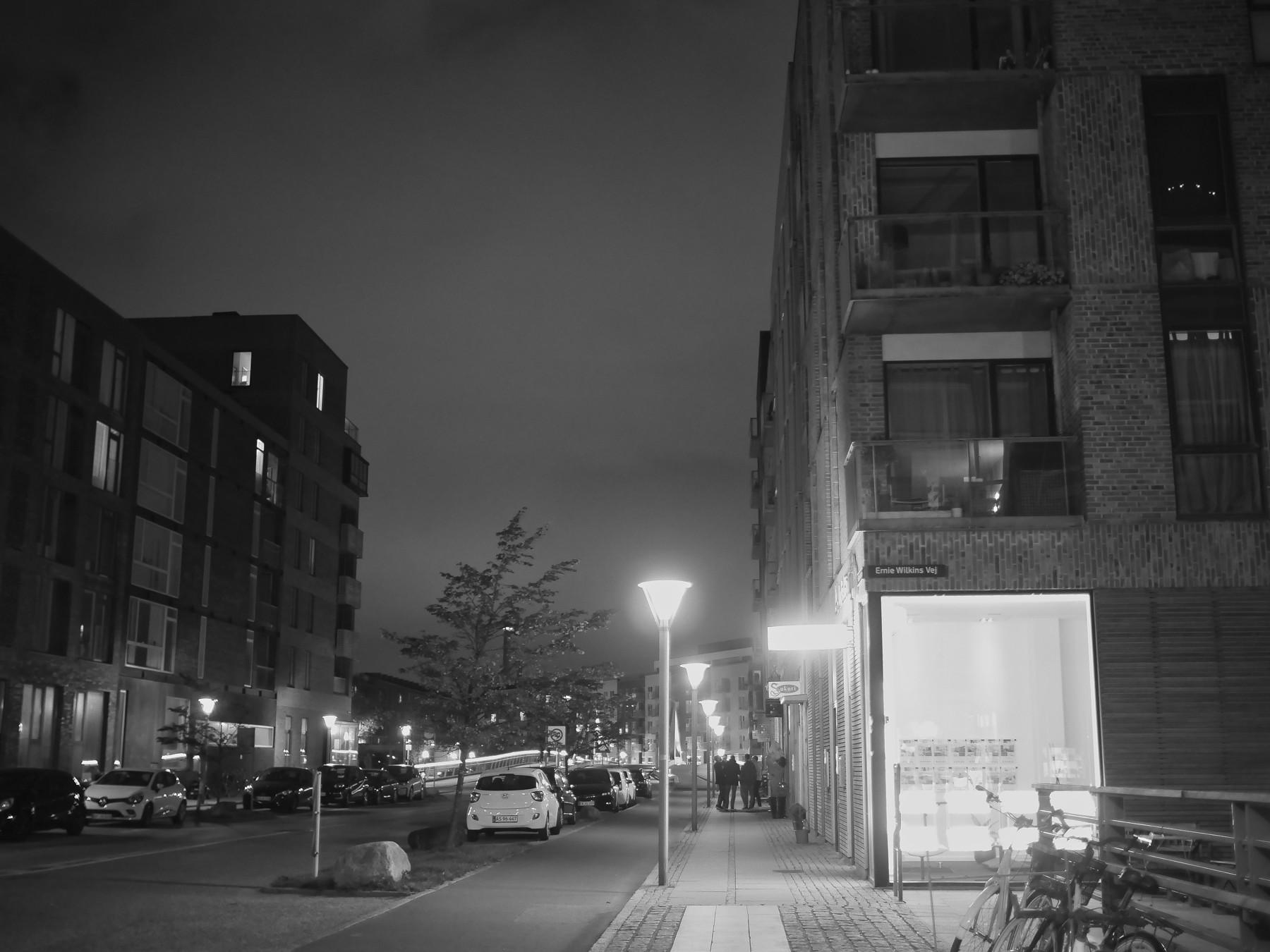 Urban geometry: Sydhavnen i København - Voigtländer 17.5mm til Micro Four Thirds