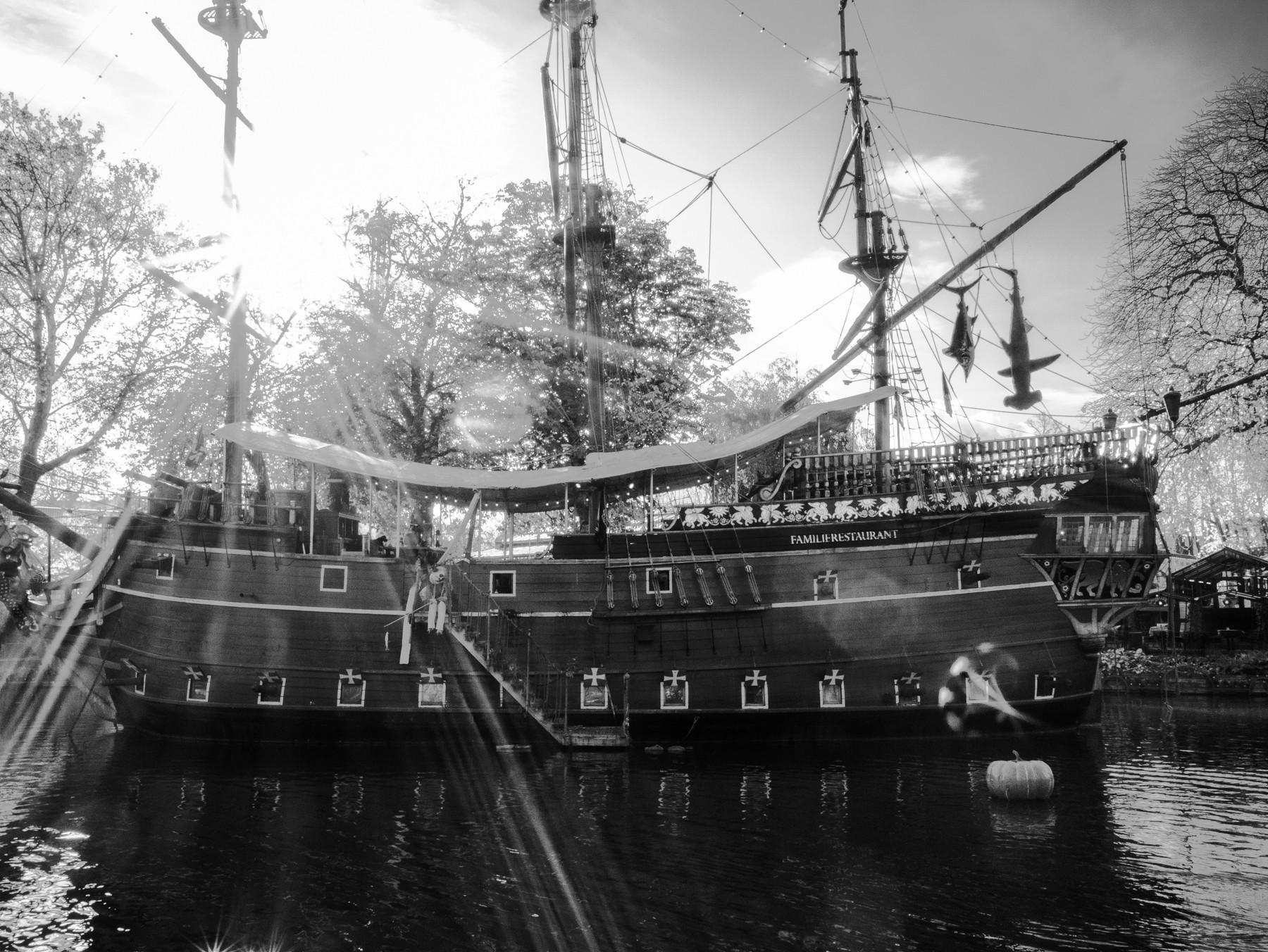 Pirateskibet i Tivoli