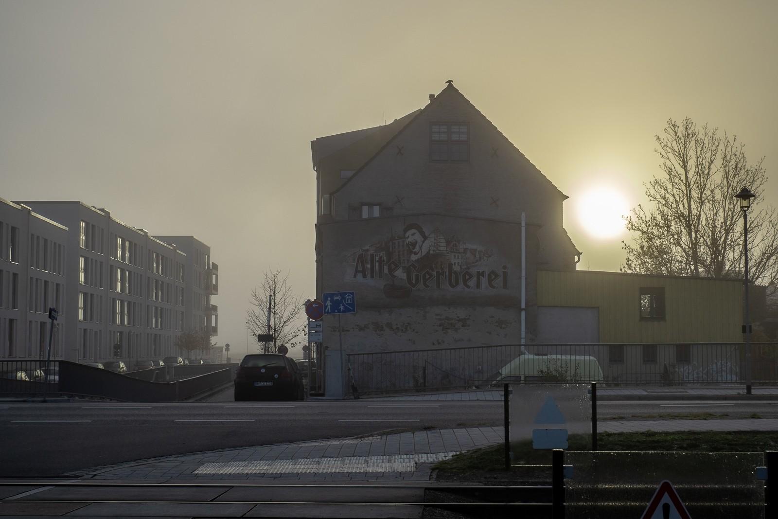 Alte Geberei ved Rostock an der Warnow