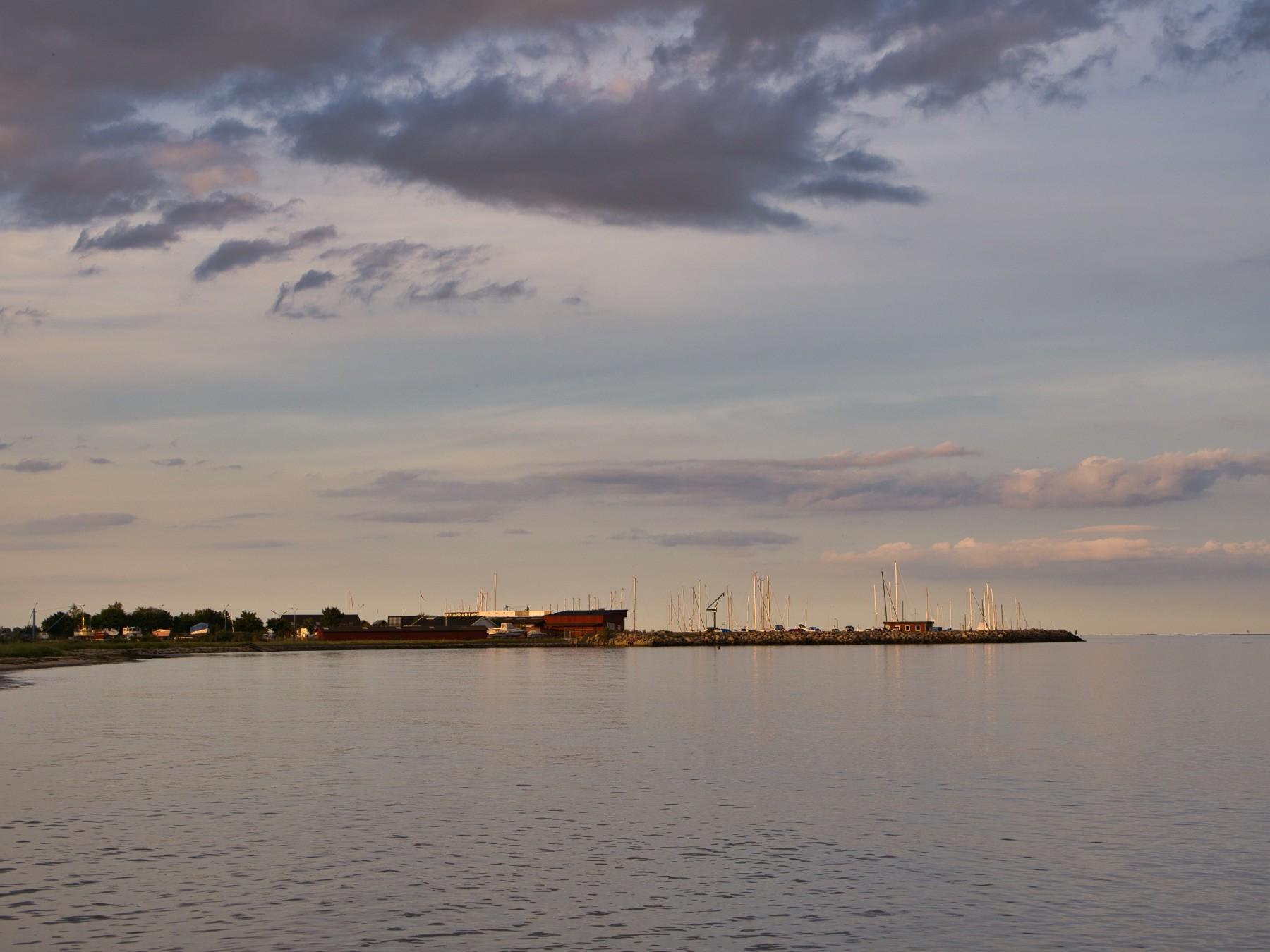 Modsede Havn set sydfra